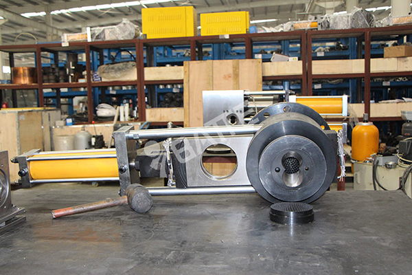 automatic plate screen changer