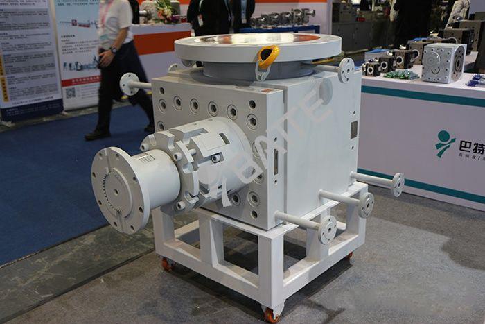 reaction kettle polymer melt pump