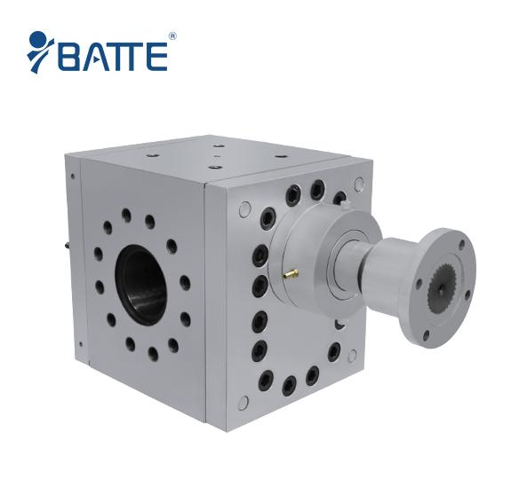 melt blown polypropylene metering pump