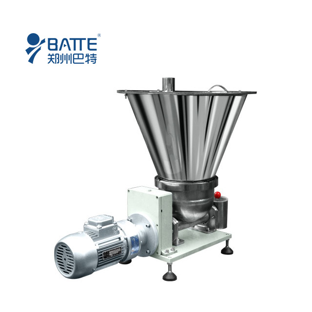Volume feeding machine