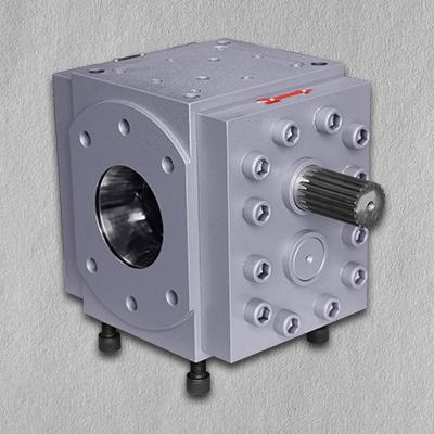 ZB-R series gear pump for rubber extruder