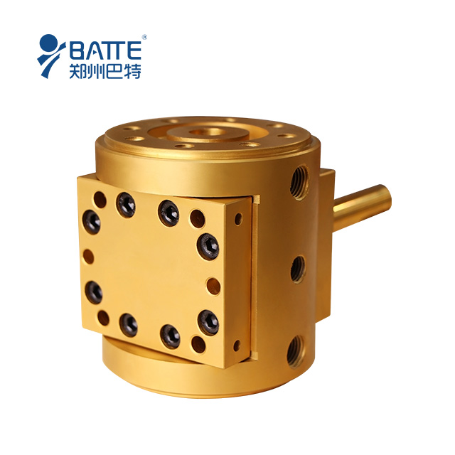 ZB-E series pressurized melt pump for extruder