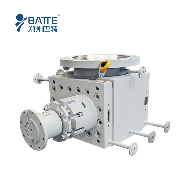 ZB-F series melt pump for reaction kettle