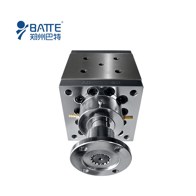 ZB-B series dosing melt pump for high viscosity polymer