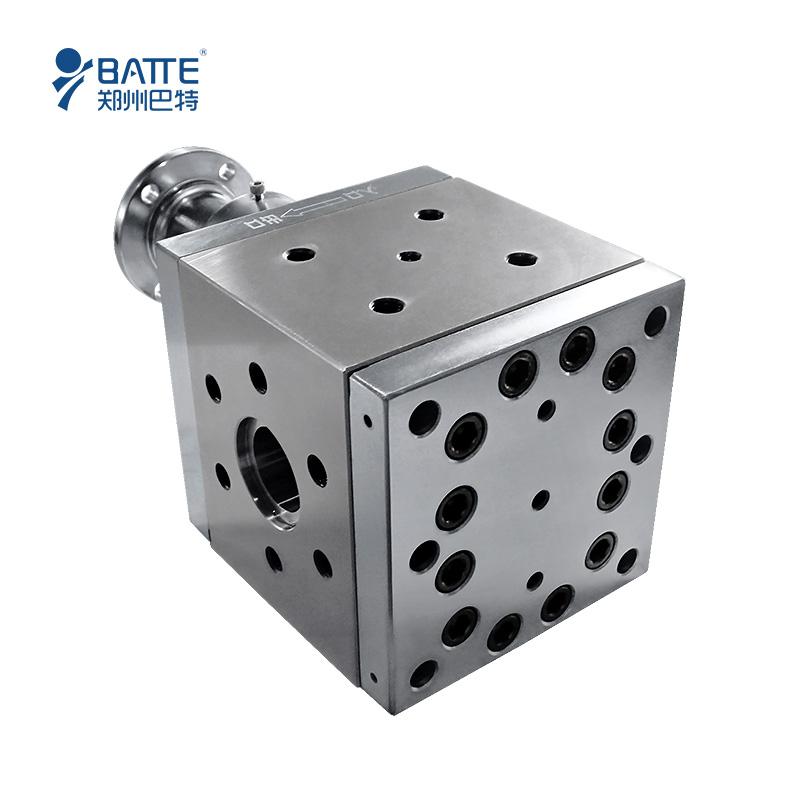 batte zb-b extrusion melt  gear pump