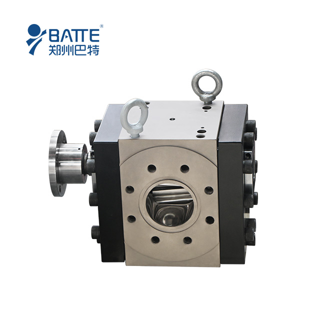 zb-c hot melt gear pump dosing