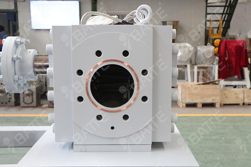 external gear pump for pvc